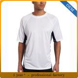 T-shirt de sport de qualité de modèle