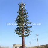 Torretta autosufficiente galvanizzata dell'albero del tubo d'acciaio