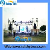 Braguero al aire libre del concierto del buen braguero de aluminio del precio del braguero de la etapa