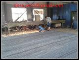 Râpage galvanisé d'acier de projet