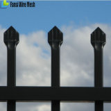 Панели загородки верхней части копья обеспеченностью стальные