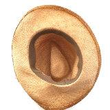 Moda paja del verano del sombrero de rafia