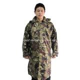 Воинское Outdoor Camping Long Type Raincoat с Hood