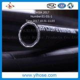 Le flexible hydraulique SAE 100 R2at flexible en caoutchouc