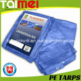 PE Tarpaulin di 50~300GSM Waterproof per Covering