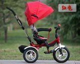 Triciclo registrabile del bambino di sicurezza della sede