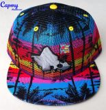 La impresión de Hawaii Tapa Snapback fábrica de sombreros en China