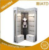 女性の衣服の店のための習慣の衣服の陳列台かショーケース