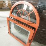 Thermal Break Inclinação de alumínio e gire a janela com Integral-Shutter