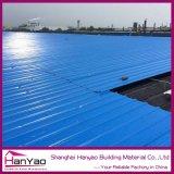 Le mattonelle di tetto hanno ondulato le mattonelle di tetto d'acciaio rivestite variopinte