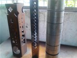 3000*1500 Machine van de Laser van de Vezel van het Blad van het metaal de Scherpe & CNC van Pijpen