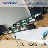 실내 Full-Color RGB LED 표시 무선과 USB 풀그릴 옥수수 속 선반 표시 발광 다이오드 표시