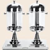 Dispensadores eléctricos comerciales del refresco 15L*3/dispensador automático del Juicer/máquina fría y caliente del Juicer