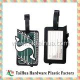 Modifica molle dei bagagli del PVC personalizzata disegno 3D di modo
