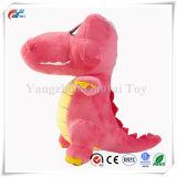 """7.02 """" Roze Doll van de Baby van de Pluche van Dinosaurussen"""