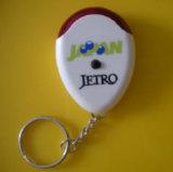 5022-Flashing LED Keyfinder mit Logo Printed (5022)
