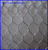 Nueva tela metálica hexagonal Twisted recta y reversa