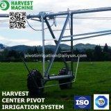 Vier Rad-seitliche Bewegungs-Bewässerungssystem-Maschine