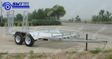 De gehele Gegalvaniseerde Aanhangwagen van de Auto van de Kwaliteit (SWT-CT16*6)