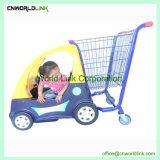 子供のための高品質のスーパーマーケットのショッピングトロリー
