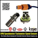 Mack Kenworth Peterbilt Detroit Dieselgeschwindigkeitsmesser-Tachometer-Drehzahlgeber des international-U/Min