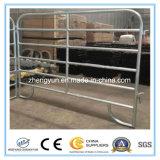 Amerikaner-5FT*12FT galvanisiertes verwendetes Viehbestand-Panel/Vieh-Panel/Hürde-Panel
