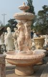voor Fontein van het Water van de Steen van de Verkoop de Marmeren Snijdende, de Decoratie van de Tuin