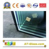 6A, 9A, 12A de vidrio aislante con vidrio templado/Low-E Vidrio Flotado vidrio/