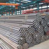 Q235B tubo sem costura Diam 114.3mm, Q345b do diâmetro externo do tubo sem costura 88.9mm, Q345D o tubo de aço 12m