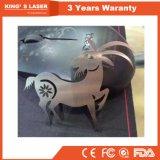 Super preiswerte China-Qualitätsfaser-Laser-Ausschnitt CNC-Maschine