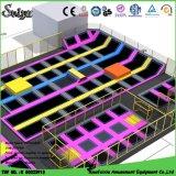 Parque grande personalizado do Trampoline do tamanho (sy5014)