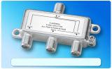 3 voies Sat / CATV Splitter avec certification CE