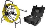 Камера для очистки сточных вод и системы проверки на стене с помощью установочного элемента
