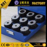 Macchina di piegatura Dx68 del tubo flessibile ad alta pressione con 10 dadi dell'insieme