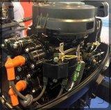 선체 밖 엔진 15HP 2stroke Enduro 모형 강력한 가솔린 배 모터