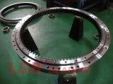 Roulement de pivotement de Kobelco Sk210LC-6 d'excavatrice, boucle de pivotement, cercle d'oscillation