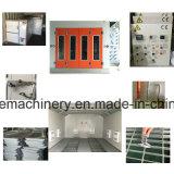 La cabina automatica della vernice di spruzzo di manutenzione del riscaldamento della stanza elettrica della vernice spara la strumentazione del garage