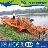 Полное гидравлическое автоматическая водных сорняков режущей машины/речной круиз на лодке для очистки