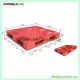 Rack de plataforma de plástico Palete de Logística de HDPE