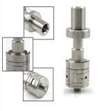 E-cigarette clone l'atomizer pour fumer avec les bobines de fil Kanthal (ES-AT-044)