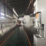 Jh21 máquina aluída da imprensa de perfurador mecânico do frame da série C única com uma potência de 250 toneladas