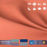 袋の衣服の装飾の家具のためのPVC総合的な革