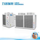 Las fuentes de calor aire-agua Bomba de calor