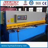 Do feixe hidráulico do balanço do controle de QC12y-12X3200 Nc máquina de corte