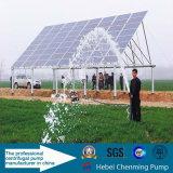 Bomba de água submergível do calor solar de 100% para o poço