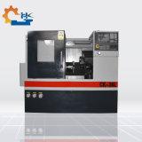 수평한 기계장치 기울기 침대 판매를 위한 작은 CNC 선반 기계