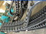 Trilhas de borracha (500X92X84W) para John Deere 120, Hitachi, Kobelco, máquina de Sumitomo