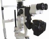 Microscope à lampe à fente numérique avec système de traitement d'image