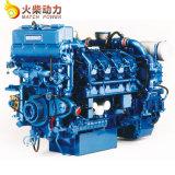 Refrigerado por agua Balduino Barco Wechai 650CV del motor M26, 8 cilindros motor marino