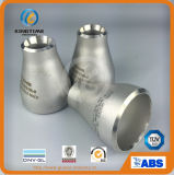 Réducteur en acier inoxydable Excentric Butt Weld Fitting (KT0219)